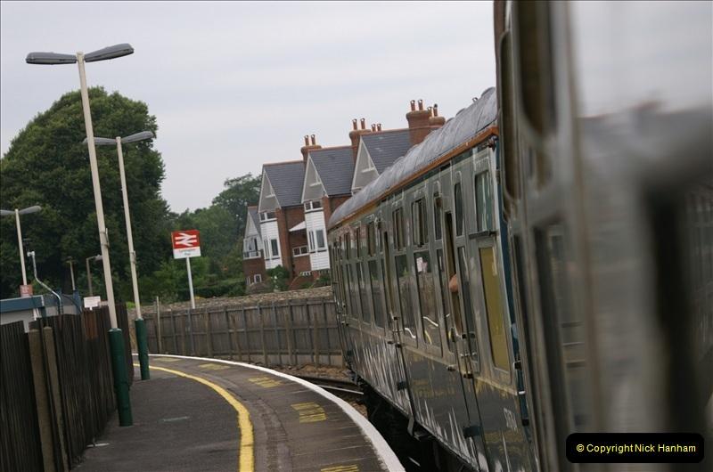 2006-07-22 Brockenhurst to Lymington, Hampshire. (14) 096