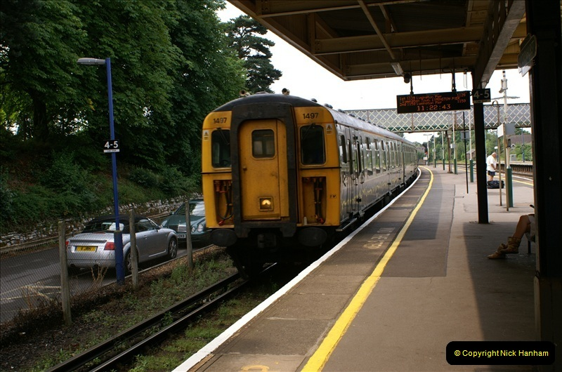 2006-07-22 Brockenhurst to Lymington, Hampshire. (3) 085