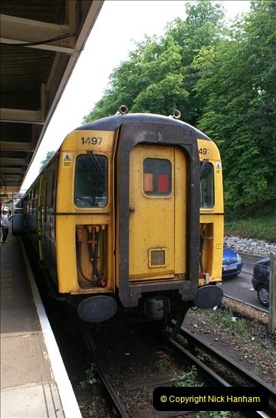 2006-07-22 Brockenhurst to Lymington, Hampshire. (4) 086