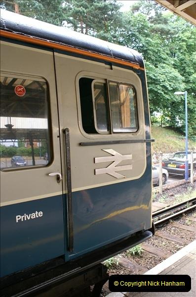 2006-07-22 Brockenhurst to Lymington, Hampshire. (5) 087