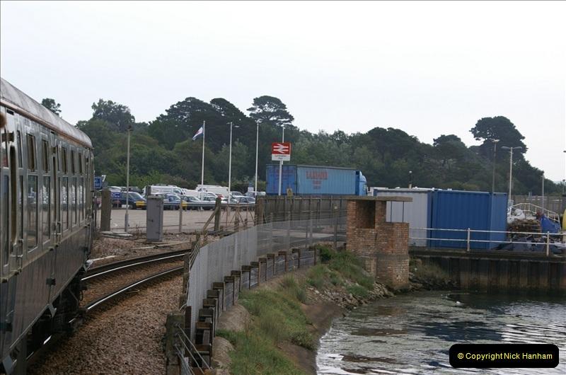 2006-07-22 Brockenhurst to Lymington, Hampshire. (6) 088