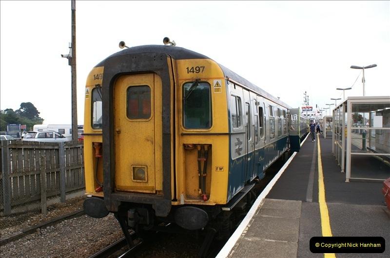 2006-07-22 Brockenhurst to Lymington, Hampshire. (7) 089