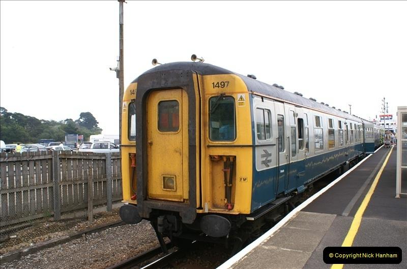 2006-07-22 Brockenhurst to Lymington, Hampshire. (8) 090