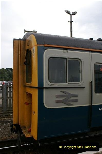 2006-07-22 Brockenhurst to Lymington, Hampshire. (9) 091