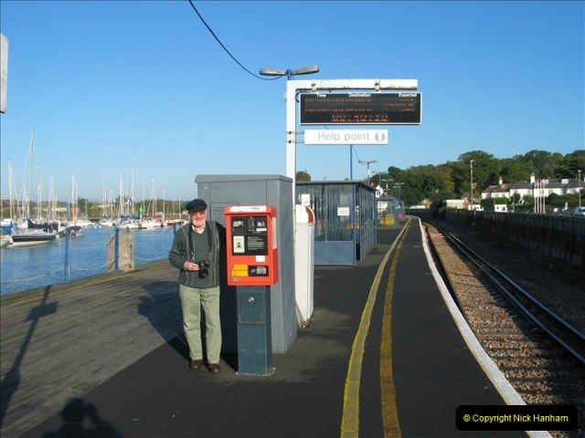 2004-10-18 Lymington, Hampshire. (3) 017