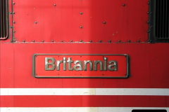 2005-05-09 Euston Station, London. (8)031