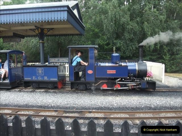 2011-07-24 Exbury Gardens Railway, Hampshire.  (10)089