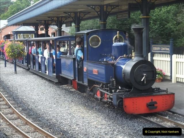 2011-07-24 Exbury Gardens Railway, Hampshire.  (11)090