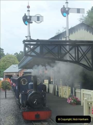 2011-07-24 Exbury Gardens Railway, Hampshire.  (12)091