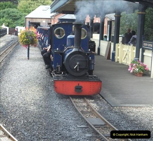 2011-07-24 Exbury Gardens Railway, Hampshire.  (13)092