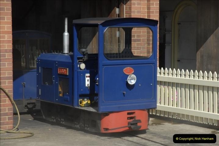 2011-07-24 Exbury Gardens Railway, Hampshire.  (3)082