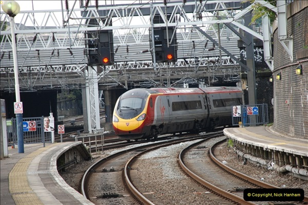 2012-10-07 Euston Station, London.  (10)329