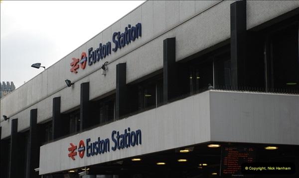 2012-10-07 Euston Station, London.  (3)322