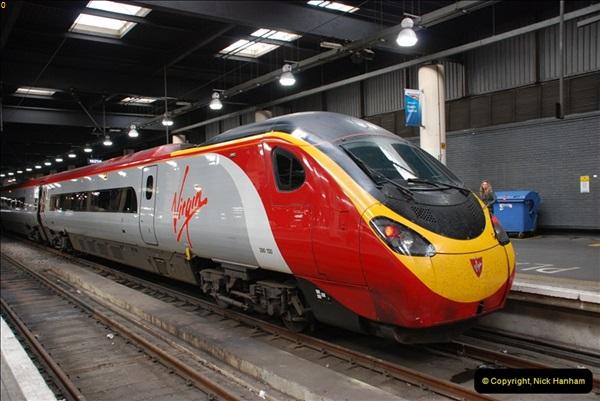 2012-10-07 Euston Station, London.  (5)324