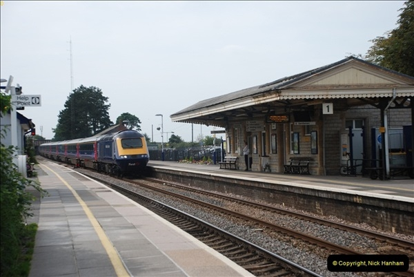 2012-09-06 Castle Cary, Somerset.  (11)244