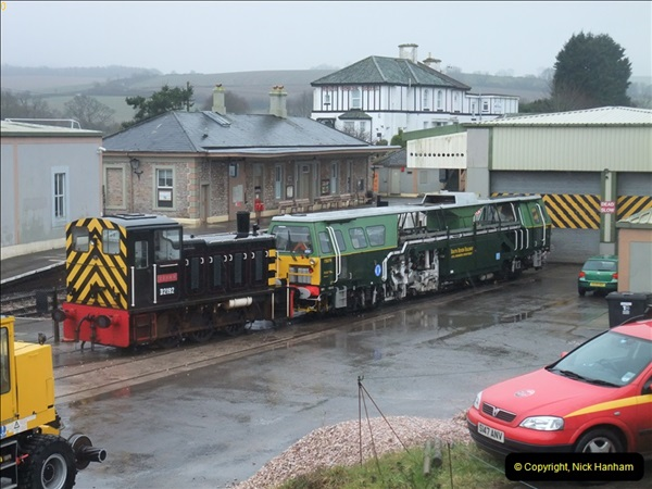 2013-03-21 Paignton & Dartmouth Railway, Devon.  (3)005