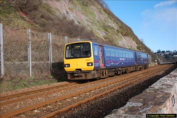 2014-01-18 Babbacombe, Torquay, Teignmouth,  & Dawlish, ALL Devon.  (23)092