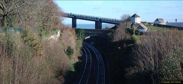 2014-01-18 Babbacombe, Torquay, Teignmouth,  & Dawlish, ALL Devon.  (27)096
