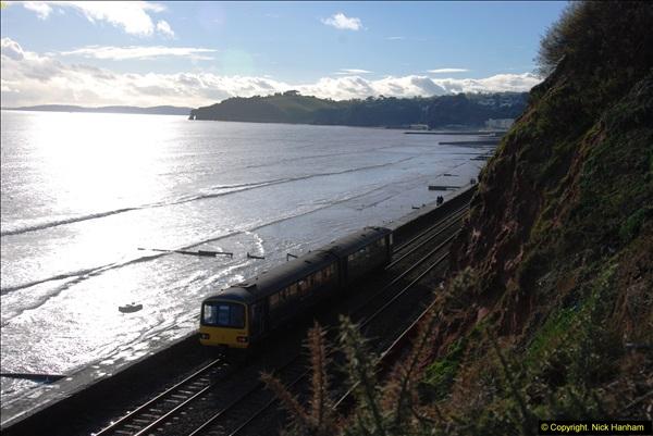 2014-01-18 Babbacombe, Torquay, Teignmouth,  & Dawlish, ALL Devon.  (37)106