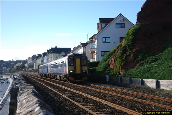 2014-01-18 Babbacombe, Torquay, Teignmouth,  & Dawlish, ALL Devon.  (39)108