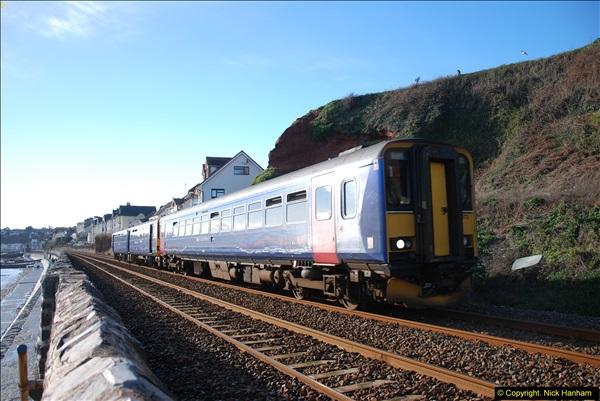 2014-01-18 Babbacombe, Torquay, Teignmouth,  & Dawlish, ALL Devon.  (40)109