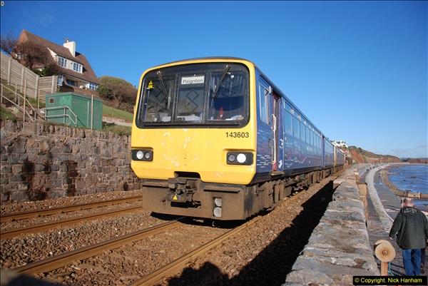 2014-01-18 Babbacombe, Torquay, Teignmouth,  & Dawlish, ALL Devon.  (46)115