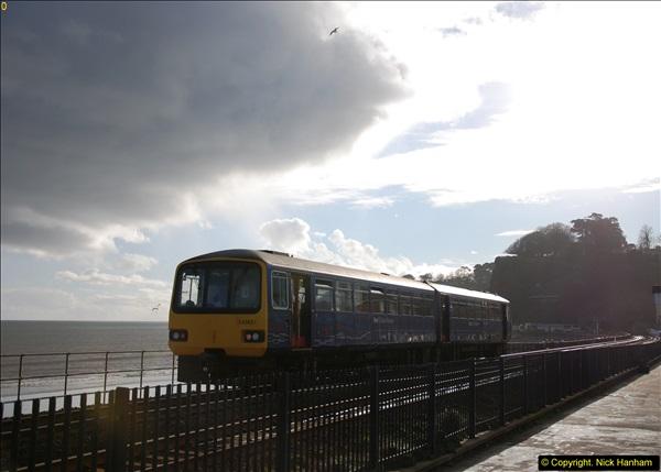2014-01-18 Babbacombe, Torquay, Teignmouth,  & Dawlish, ALL Devon.  (55)124
