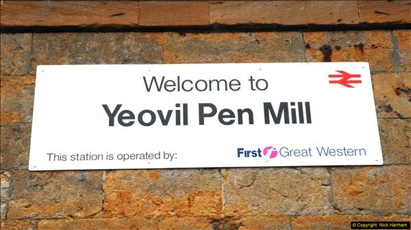 2014-01-30 Yeovil Pen Mill Station, Yeovil, Dorset.  (2)127