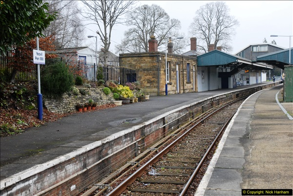 2014-01-30 Yeovil Pen Mill Station, Yeovil, Dorset.  (28)153
