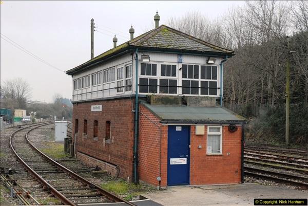 2014-01-30 Yeovil Pen Mill Station, Yeovil, Dorset.  (3)128