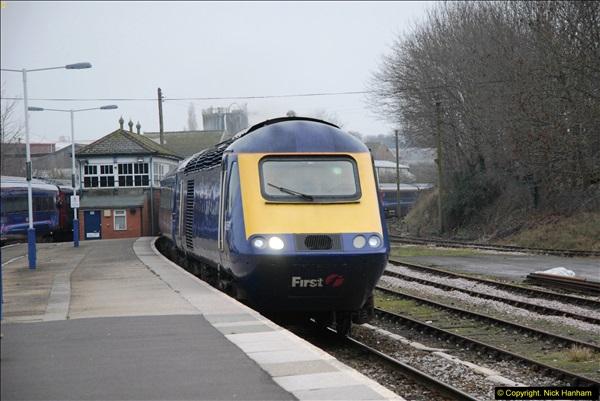 2014-01-30 Yeovil Pen Mill Station, Yeovil, Dorset.  (32)157