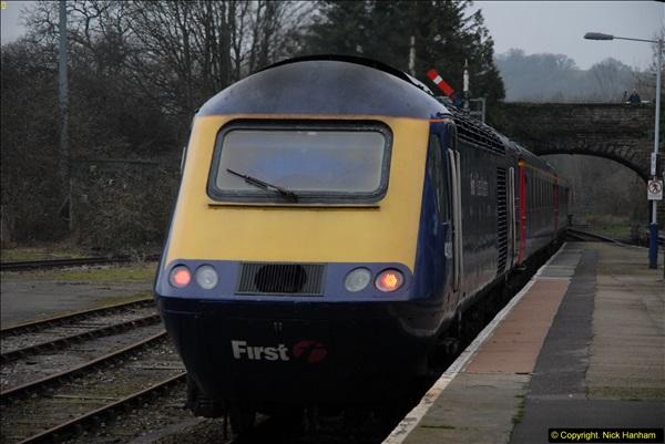 2014-01-30 Yeovil Pen Mill Station, Yeovil, Dorset.  (33)158