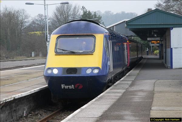 2014-01-30 Yeovil Pen Mill Station, Yeovil, Dorset.  (6)131
