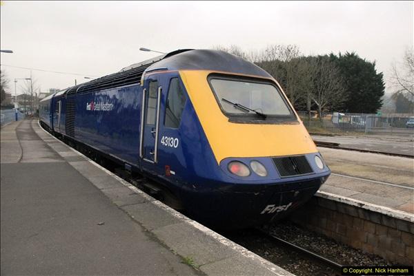 2014-01-30 Yeovil Pen Mill Station, Yeovil, Dorset.  (8)133