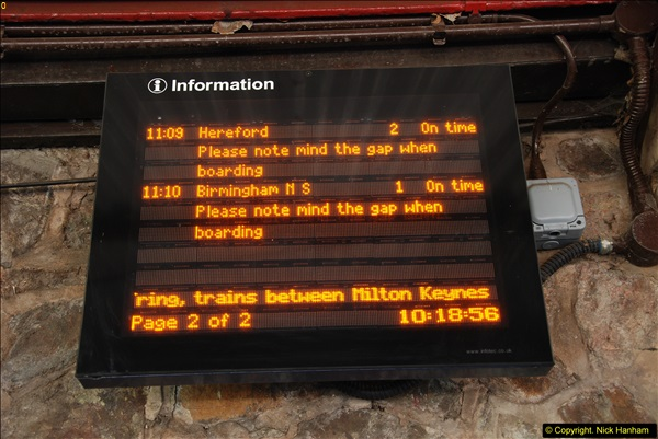 2014-07-25 Great Malvern Station, Worcestershire.  (21)207