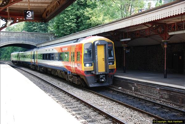 2014-07-25 Great Malvern Station, Worcestershire.  (49)235