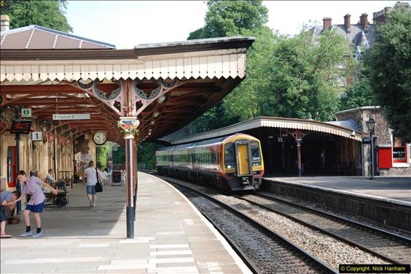 2014-07-25 Great Malvern Station, Worcestershire.  (51)237
