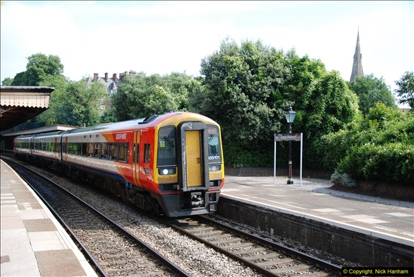 2014-07-25 Great Malvern Station, Worcestershire.  (52)238