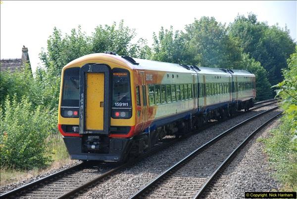 2014-07-25 Great Malvern Station, Worcestershire.  (54)240