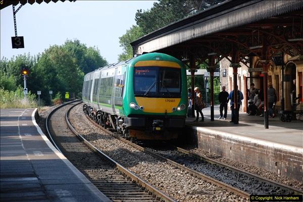 2014-07-25 Great Malvern Station, Worcestershire.  (6)192