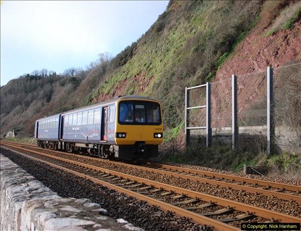 2014-01-18 Babbacombe, Torquay, Teignmouth,  & Dawlish, ALL Devon.  (22)091
