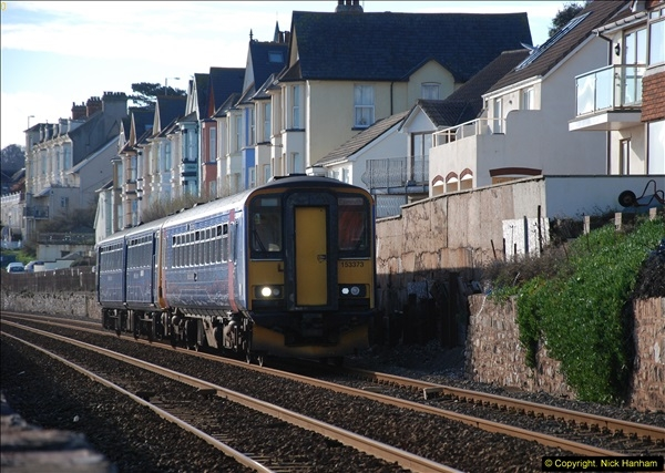 2014-01-18 Babbacombe, Torquay, Teignmouth,  & Dawlish, ALL Devon.  (38)107