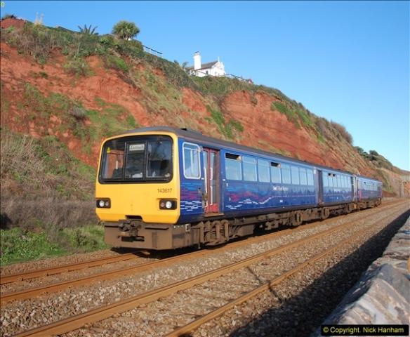 2014-01-18 Babbacombe, Torquay, Teignmouth,  & Dawlish, ALL Devon.  (42)111