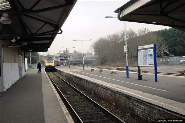 2014-01-30 Yeovil Pen Mill Station, Yeovil, Dorset.  (10)135