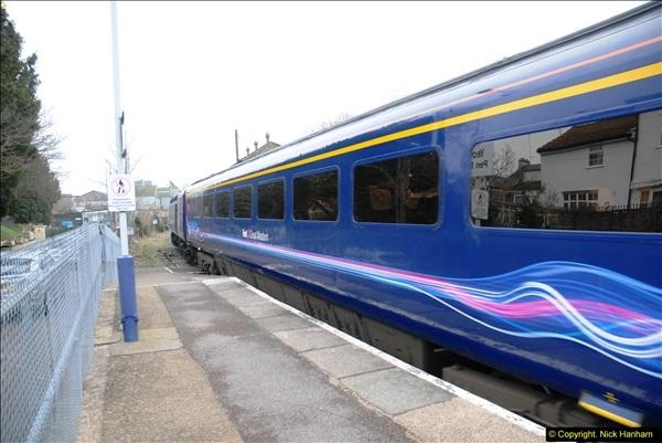 2014-01-30 Yeovil Pen Mill Station, Yeovil, Dorset.  (7)132