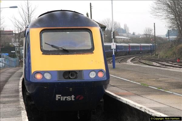 2014-01-30 Yeovil Pen Mill Station, Yeovil, Dorset.  (9)134