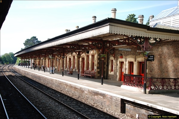 2014-07-25 Great Malvern Station, Worcestershire.  (13)199
