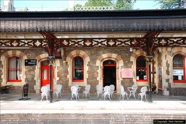 2014-07-25 Great Malvern Station, Worcestershire.  (19)205
