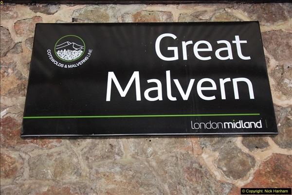 2014-07-25 Great Malvern Station, Worcestershire.  (20)206
