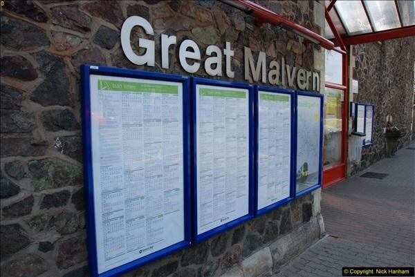 2014-07-25 Great Malvern Station, Worcestershire.  (4)190